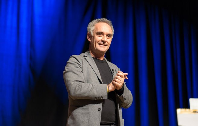 Q&A: world-famous chef Ferran Adrià on decoding food, the magic of Canadian cuisine and where he sees himself in 50 years