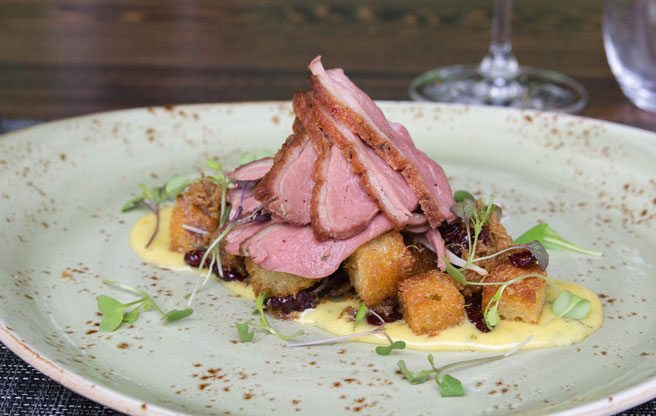 Must-Try: the voluptuous Muscovy duck from Woods