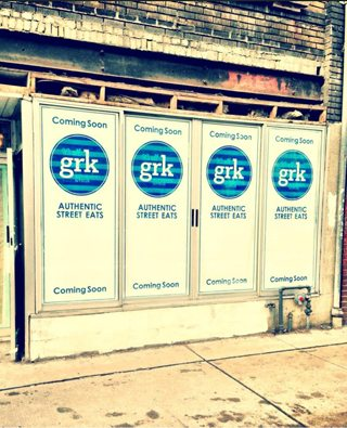 Queen West snack bar It's All GRK expands with two more downtown locations