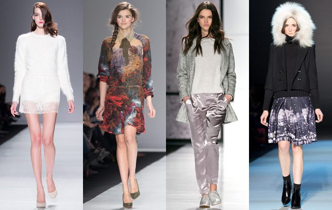 Toronto Fashion Week: our 15 favourite looks from the Fall 2014 collections