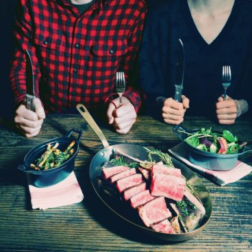 The Top Food Trends and Who Does Them Best: Shared Meals