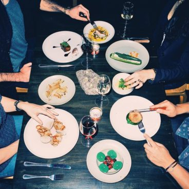 The Top Food Trends and Who Does Them Best: Tasting Menus