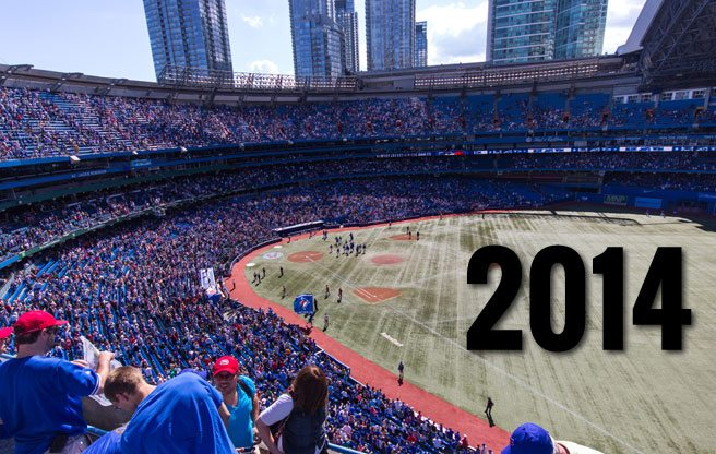 """""""A grim ritual march to irrelevance"""": what to expect from the Toronto Blue Jays in 2014, month by month"""