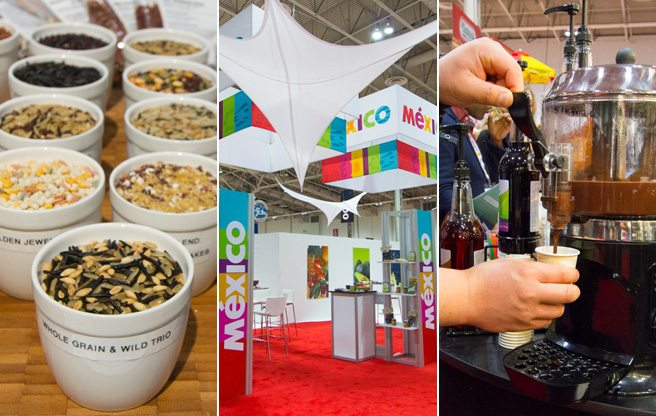 Food Trend Watch: the 11 top food trends at the 2014 CRFA food show