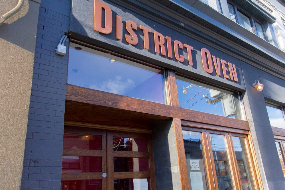 Introducing District Oven A New Middleterranean Restaurant From The Owner Of 93 Harbord