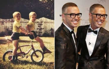 PHOTO: See twin designers of DSquared2 as adorable children