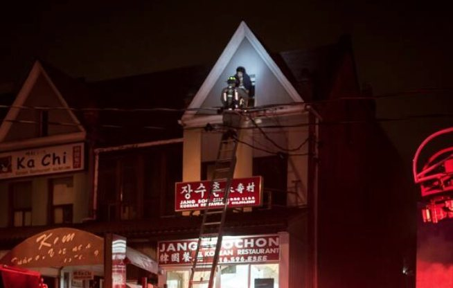 Kensington blaze destroyed suspected illegal rooming house