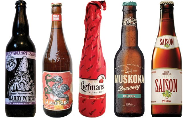 LCBO Spring Beer Guide 2014
