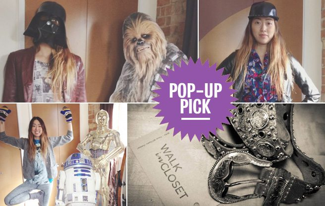 Pop-Up Pick: a monthly trunk sale that's the retail equivalent of raiding your cool friend's closet