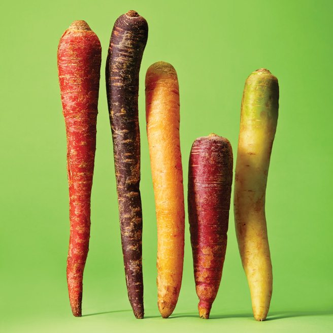 Prep School: Geoff Hopgood of Hopgood's Foodliner shows us three ways to make spectacular carrots