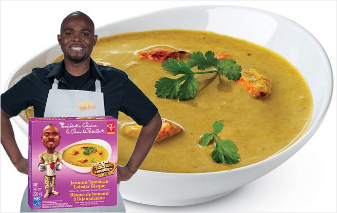 <em>Recipe to Riches</em> Recap and Taste Test: episode 2, Jammin' Jamaican Lobster Bisque