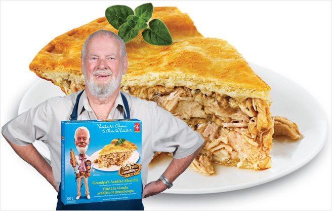 <em>Recipe to Riches</em> Recap and Taste Test: episode 3, Grandpa's Acadian Meat Pie