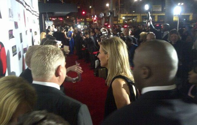 UPDATED: Rob Ford spent Oscar night in a $2,500 private cabana and handed out magnets