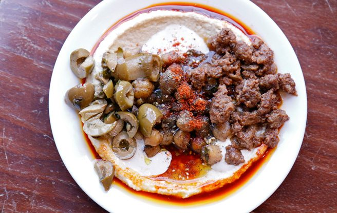 Introducing: S. Lefkowitz, Toronto's first all-hummus restaurant from the owner of Ezra's Pound
