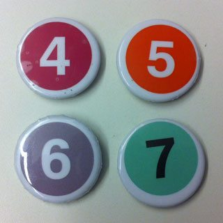 subway-number-buttons