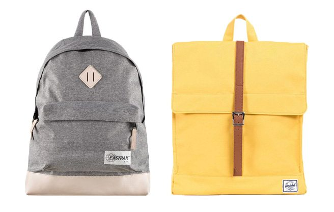 The Find: 10 chic backpacks that prove double shoulder straps don't have to look dorky