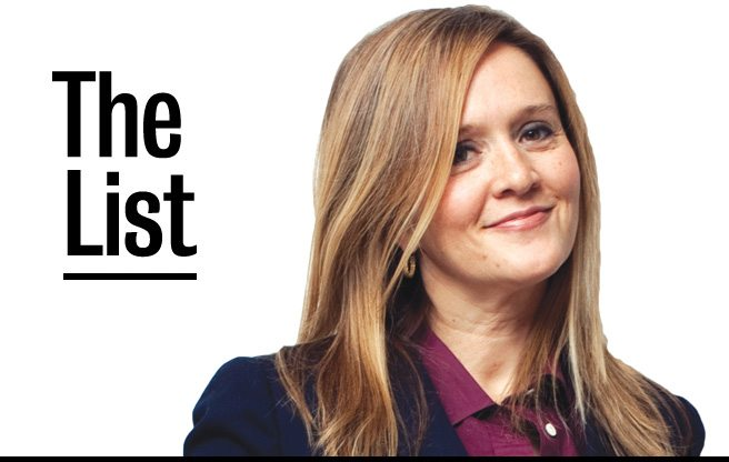 The List: <em>The Daily Show</em>'s Samantha Bee tells us the 10 things she can't live without