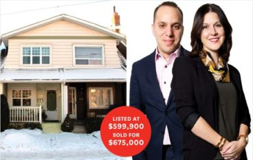 The Sell: the story of one couple's rush to offload their semi after impulse-buying the house of their dreams