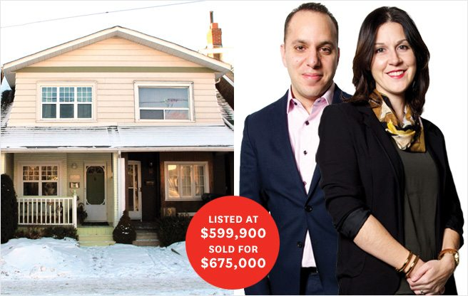 The Sell: one couple's rush to offload their semi after impulse-buying the house of their dreams