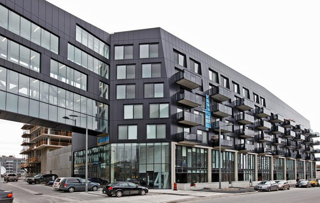 Condo of the Week: $4,990 a month for a penthouse in the thick of Toronto's evolving waterfront