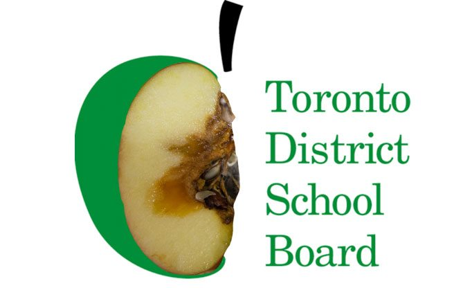 What's the matter with the Toronto District School Board?