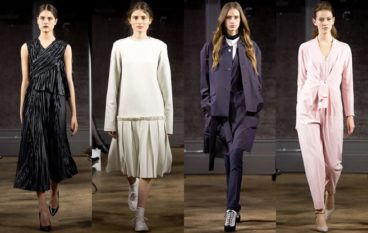 Toronto Fashion Week: Fall 2014 highlights from four Canadian designers who have hit it big abroad