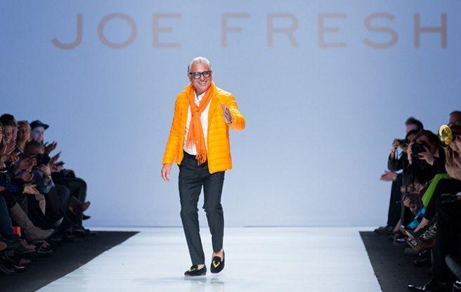 Toronto Fashion Week: Joe Fresh brings earthy knits and wildlife prints to the fall 2014 runway