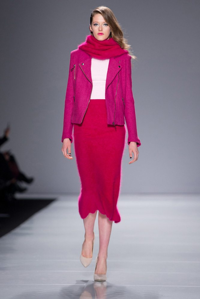 Toronto Fashion Week Line Knitwear Image Jenna Marie Wakani Back To Post Back To Post 8 Of 32
