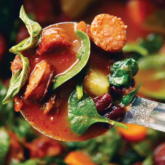 Toronto Life Cookbook 2013: Minestrone Soup