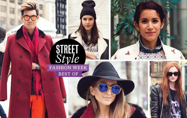Street Style: Best of Fashion Week