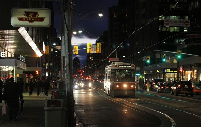 Weep for Winnipeg: the TTC has been ranked the best transit system in Canada