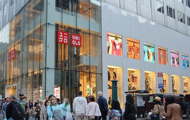 Uniqlo may be opening a huge flagship at Yorkdale