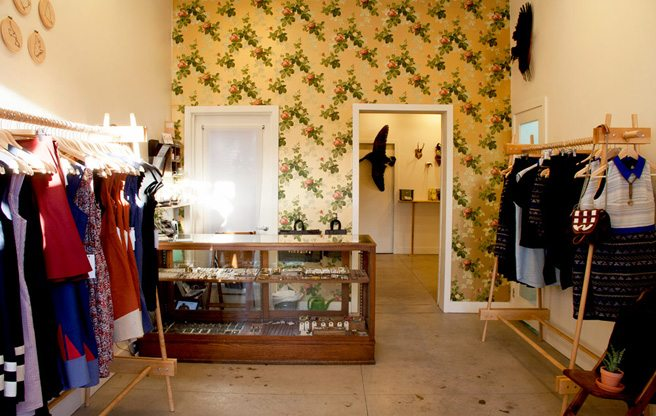 Store Guide: Victoire, a cute new Ossington boutique where almost everything is made in Canada