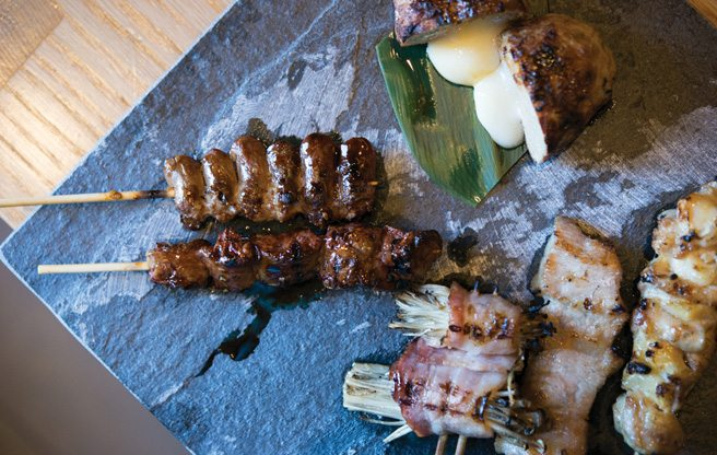 Review: Yakitori Kintori, the latest ouptost of the Guu restaurant empire