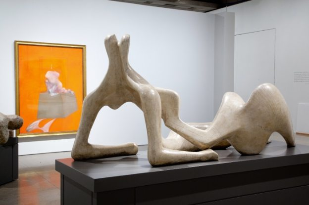 "Slideshow: a preview of ""Francis Bacon and Henry Moore: Terror and Beauty,"" the AGO's new fleshy, figurative exhibition"