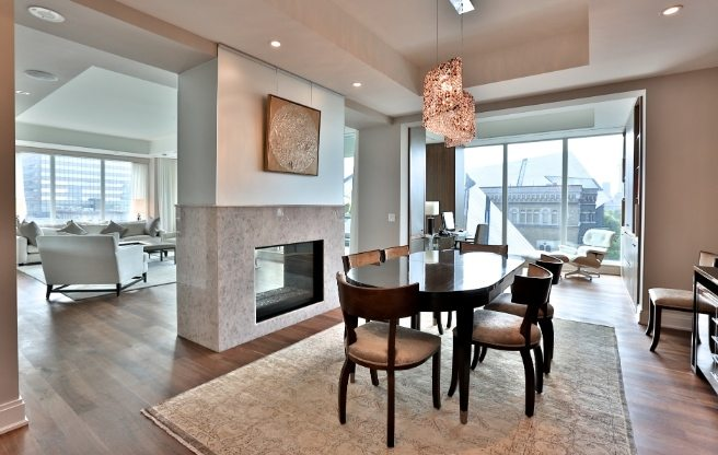 Condo of the Week: Two wine fridges and a great view for just under $3 million