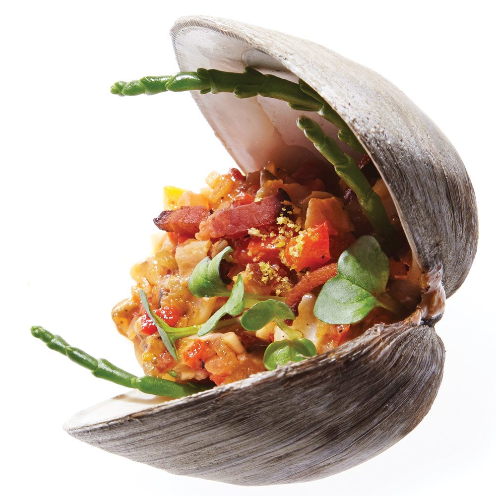 Flavour of the Month: six takes on kitschy clams casino
