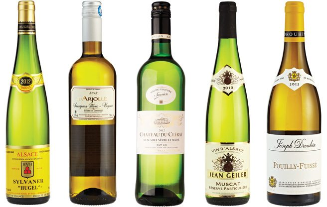 Spring Wine: five cool French whites that only taste like they cost a fortune