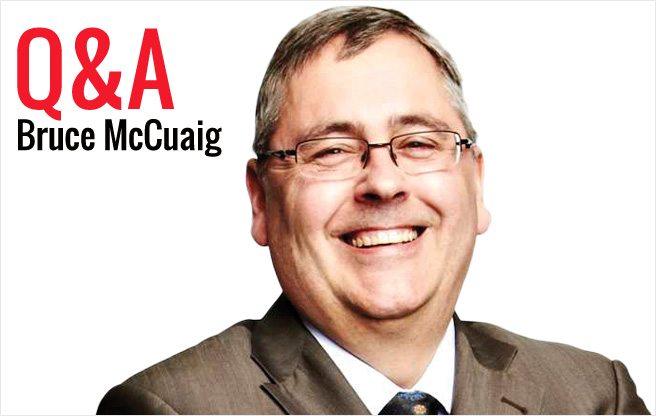 Q&A: Bruce McCuaig