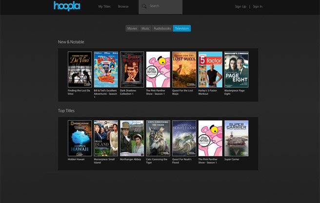 Toronto Public Library now offers free, streaming movies