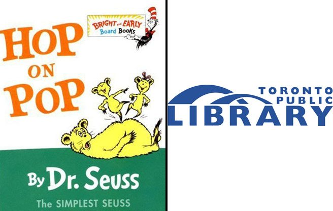 Someone tried to get <em>Hop on Pop</em> banned from Toronto libraries