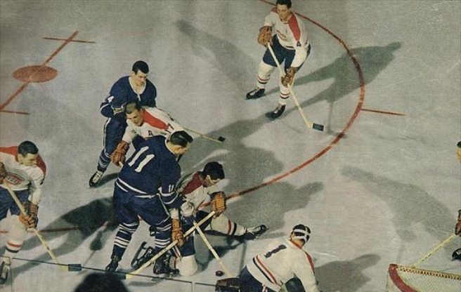 The Maple Leafs/Canadiens rivalry is over—and we lost, apparently