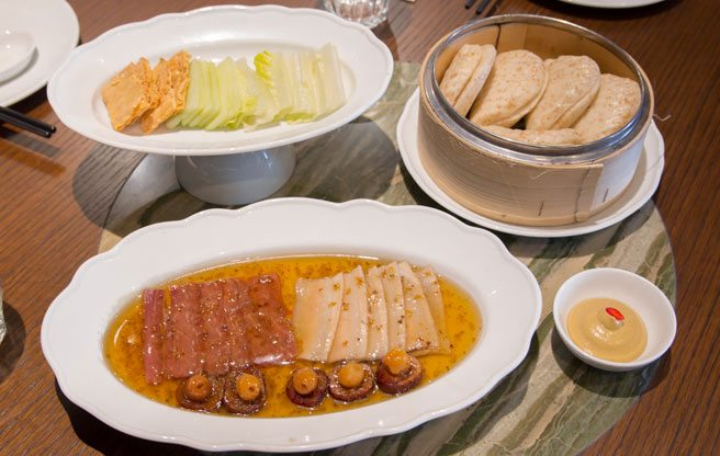 Introducing: Luckee, Susur Lee's new haute dim-sum restaurant at the Soho Met