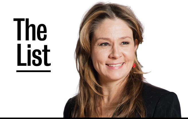 The List: actress Megan Follows tells us the 10 things she can't live without