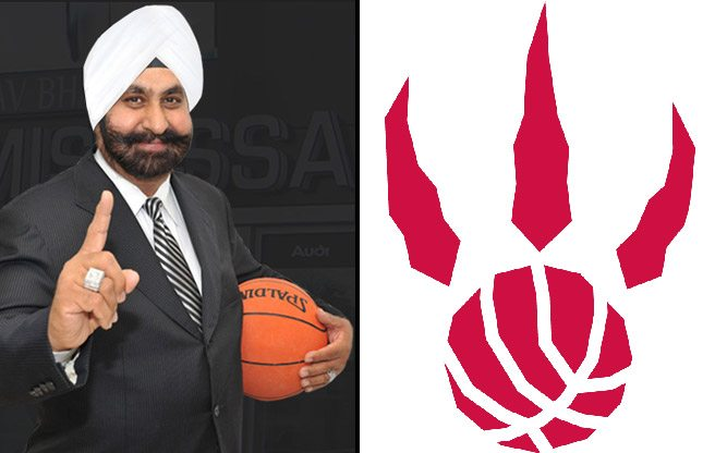 QUOTED: diehard Toronto Raptors fan Nav Bhatia, to the <em>New York Times</em>
