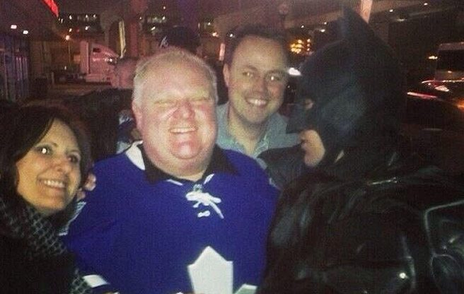Rob Ford's wild night at the ACC: a four-point recap