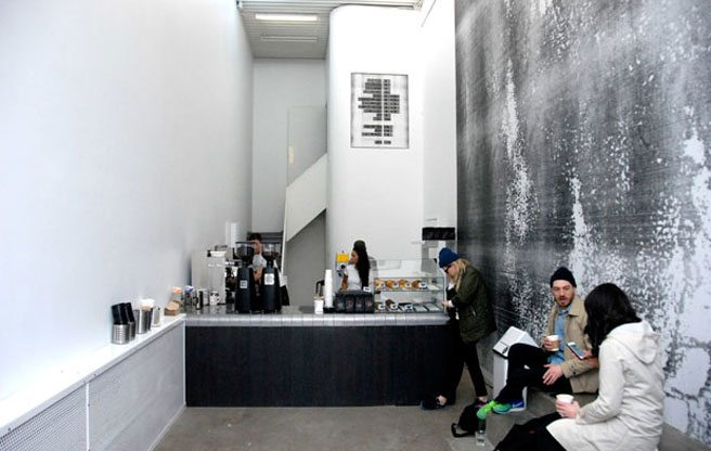 Indie coffee maestro Sam James sets up shop on the Ossington strip