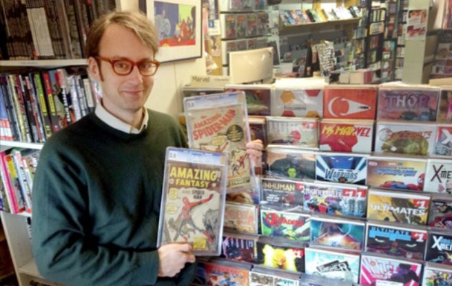 """The Beguiling will auction off """"Holy Grail"""" of Spider-Man comics"""