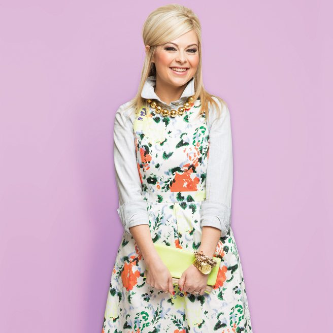Spring Style: Prim and Proper