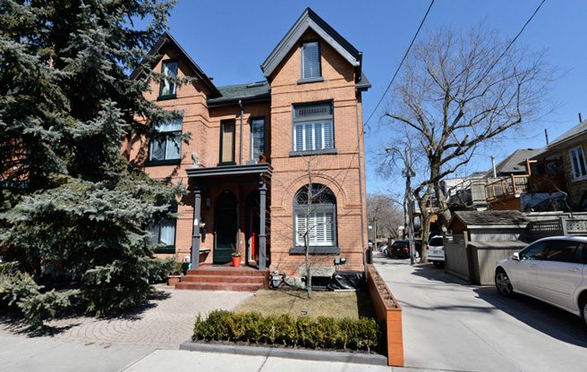 House of the Week: $1.2 million for a Cabbagetown Victorian with a surprisingly light-filled interior